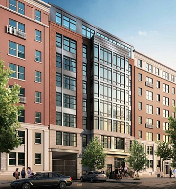 32-Unit Logan Circle Condo Project Receives Preliminary ANC Support: Figure 1