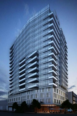 72-Unit Bethesda Condo Project Heads For Approval: Figure 1