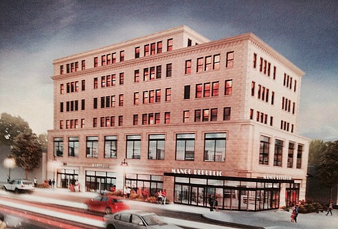 H Street Project Could Break Ground in a Year, Offer Large Apartments: Figure 1
