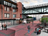 Preliminary Plans Call For 125 Residences in Shaw's Blagden Alley