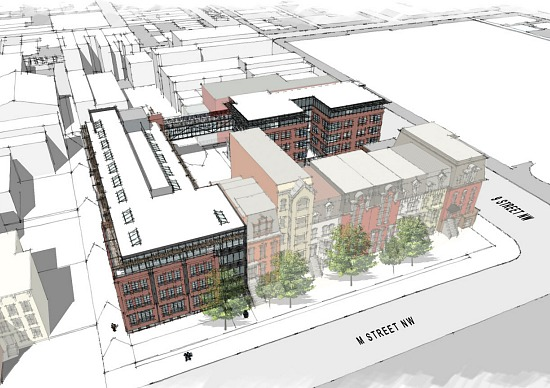 Preliminary Plans Call For 125 Residences in Shaw's Blagden Alley: Figure 2