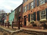 The Hidden Block of Georgetown