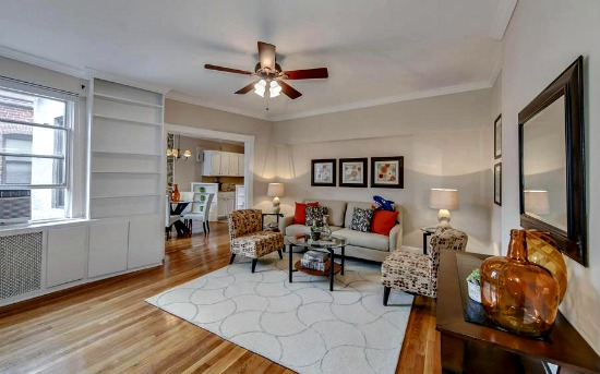 Best New Listings: Two Unique Rowhomes and a Cleveland Park Co-op: Figure 3