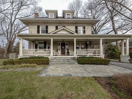 Home Price Watch: List Prices Rise 26 Percent in Chevy Chase DC: Figure 1