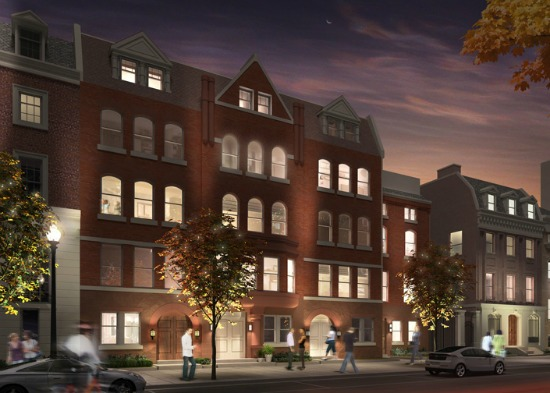 25 Single-Family Townhomes Coming to Rosslyn: Figure 2
