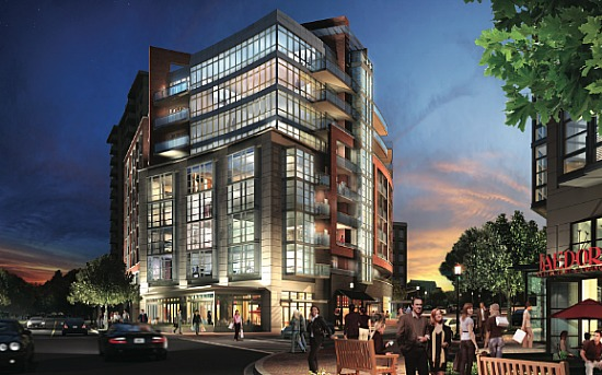 Pottery Barn Signs On for Luxury Condo Project in Bethesda: Figure 1