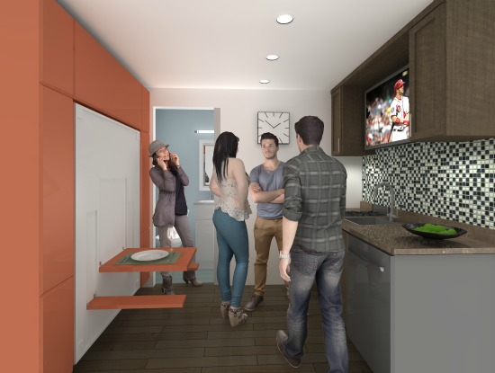 62 Square Feet: Developer Proposes DC's Smallest Apartments: Figure 4