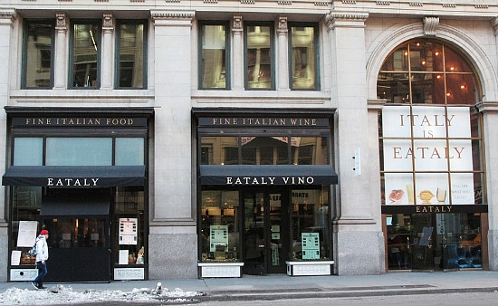 Eataly Signs On For a DC Location: Figure 1