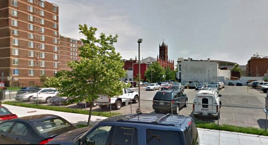 Six Developers Have Their Eyes on a City-Owned Parcel in Shaw: Figure 1