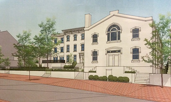 Georgetown Church Design Clears Zoning After Negotiating with Neighbors: Figure 2