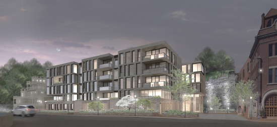 "Georgetown ANC Says Latest Design for Exxon Condos ""More Appealing"": Figure 1"