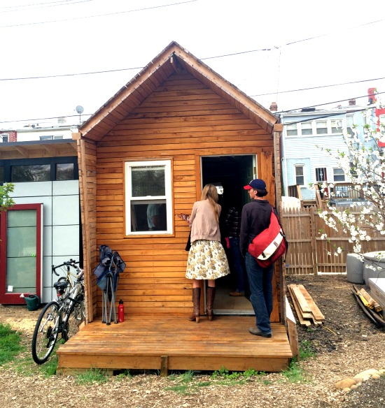 84 Square Feet: Tiny House Star Kicks Off Book Tour at Boneyard Studios: Figure 4