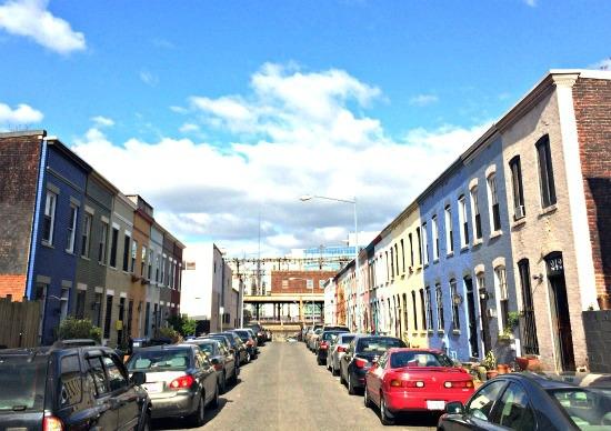 DC's Hidden Places: Parker Street: Figure 2