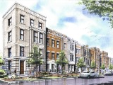 25 Single-Family Townhomes Coming to Rosslyn