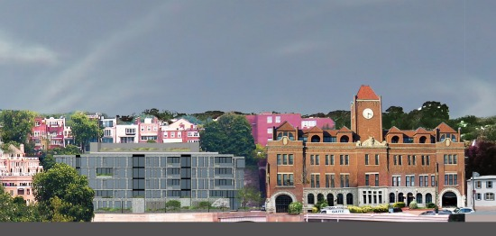 New Designs Proposed For Georgetown's Exxon Condos: Figure 5
