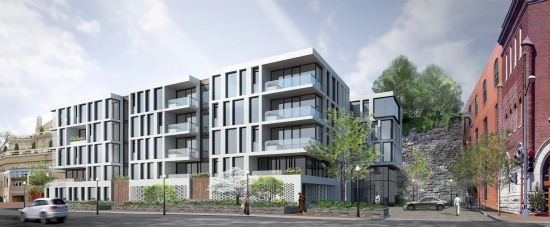 New Designs Proposed For Georgetown's Exxon Condos: Figure 2