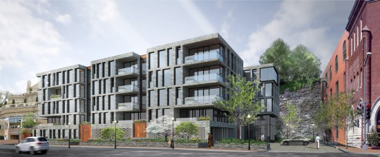 New Designs Proposed For Georgetown's Exxon Condos: Figure 3