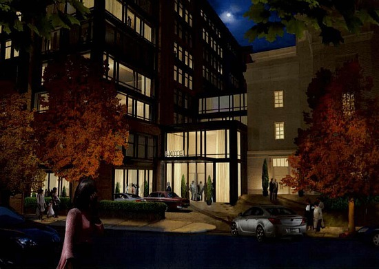Adams Morgan Hotel Set To Deliver in 2016; Demolition Planned Soon: Figure 1