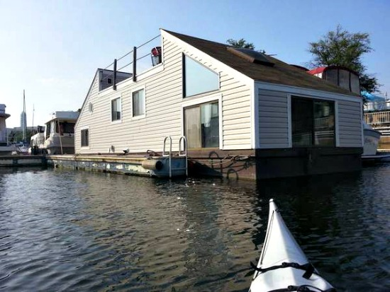 Water Living: Three Liveaboards For Sale at Gangplank Marina: Figure 3