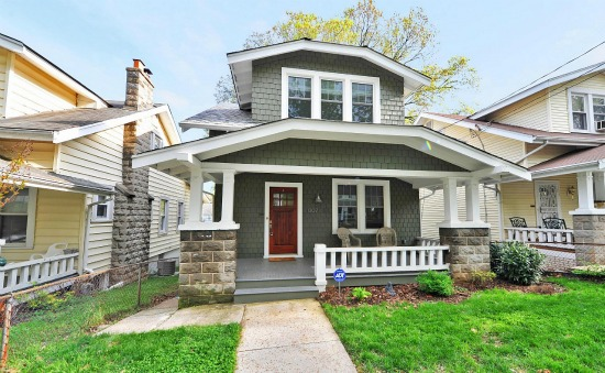 Home Price Watch: Prices Rise 13 Percent in Brookland: Figure 1