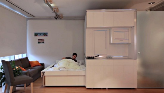 This Piece of Furniture is All You Need in Your Micro-Unit: Figure 1