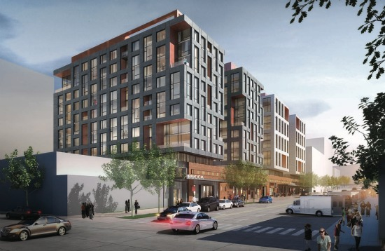 500 Units and 40,000 Square Feet of Retail Proposed for Union Market: Figure 2
