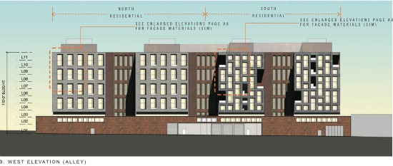 500 Units and 40,000 Square Feet of Retail Proposed for Union Market: Figure 6