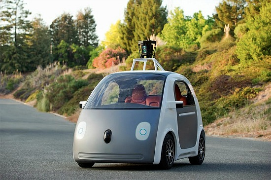 Google Unveils New Self-Driving Car: Figure 1