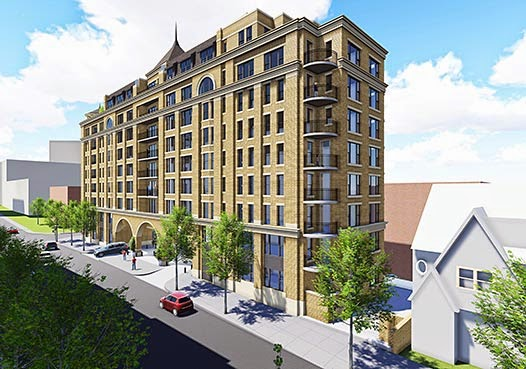 New Renderings Released For 46-Unit Bethesda Condo Project: Figure 5