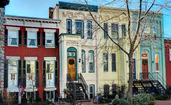 DC Home Sales Slow in April As Prices Hit 7-Year High: Figure 1