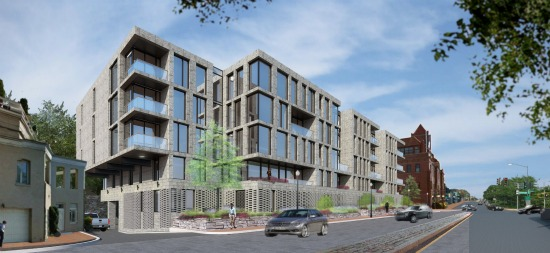 The Latest Iteration of the Georgetown Exxon Condo Project: Figure 4