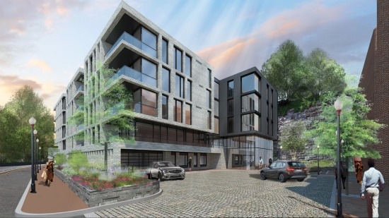 21 Spacious Units at Key Bridge: The New Plans for the Georgetown Exxon Site: Figure 6