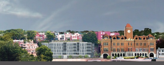 21 Spacious Units at Key Bridge: The New Plans for the Georgetown Exxon Site: Figure 8