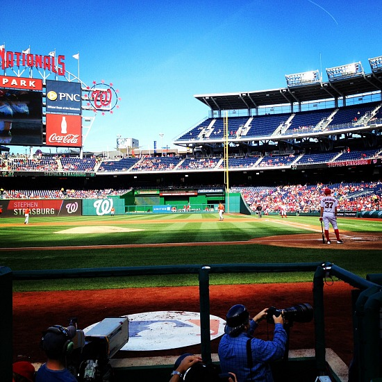 $469 a Square Foot: The Cost to Live Near Nationals Park: Figure 1