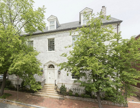 $11 Million Mansion in Georgetown Hits The Market: Figure 1
