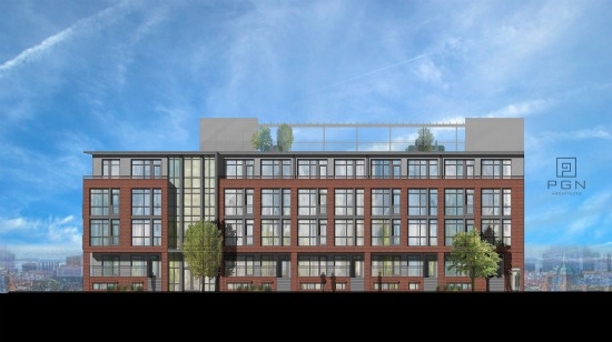 Design for Madison Investments' Capitol Hill Condo Project Gets ANC Support: Figure 1
