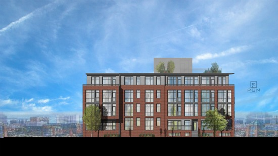Design for Madison Investments' Capitol Hill Condo Project Gets ANC Support: Figure 2
