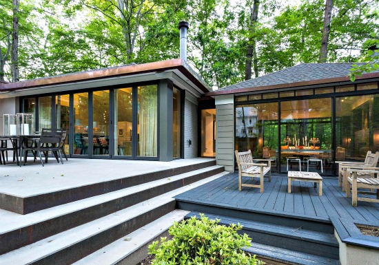 This Week's Find: A Treehouse in Forest Hills: Figure 6