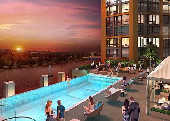 New Conceptual Renderings for Parcel 2 At The Wharf: Figure 1