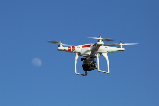FAA Investigates The Use of Drones in Real Estate: Figure 1