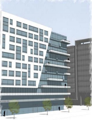 Metro Opts for 126-Unit Buiding for Navy Yard Chiller Site: Figure 2