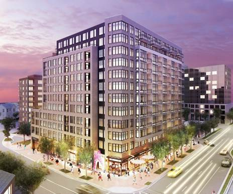 139-Unit Bethesda Project Breaks Ground, Will Deliver in 2016: Figure 1