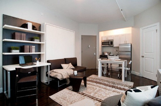 A Single Room Occupancy Development In Harlem With A Resource Furniture  Bed. Can You Find It?