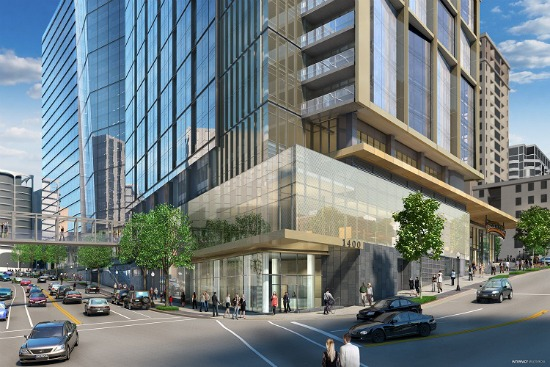 Mixed-Use Development Planned in Rosslyn Gets Stamp of Approval: Figure 1