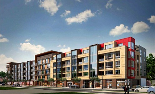 Clarendon's 10th Street Flats Mixed-Use Development Gets Go-Ahead from Arlington: Figure 1