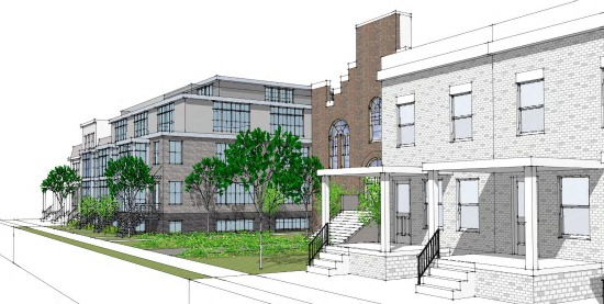 Park View Church Conversion Gets Zoning Approval: Figure 1