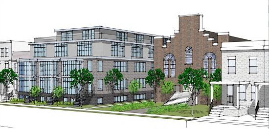 Park View Church Conversion Gets Zoning Approval: Figure 2