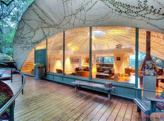Friday Eye Candy: Austin's Grotto Dome: Figure 4