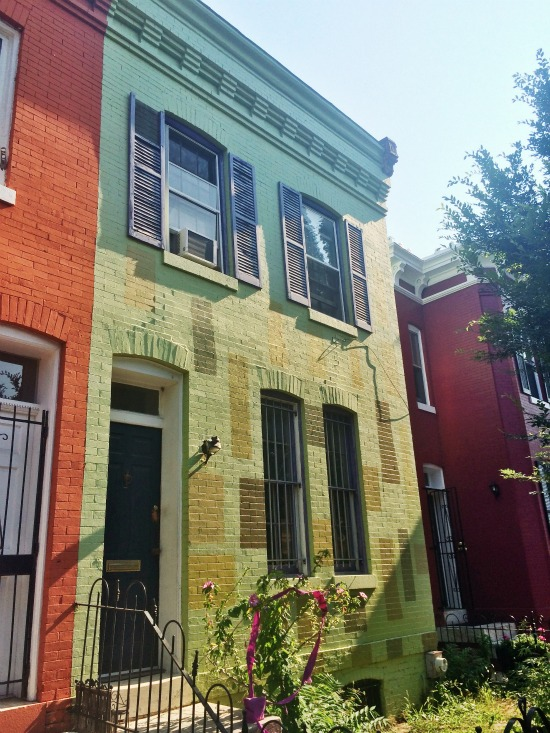 DC's Hidden Places: Caroline Street: Figure 2