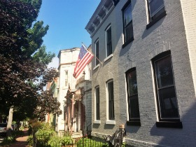 DC's Hidden Places: Caroline Street